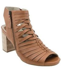 Earthies - Earthies Siena Caged Sandal - Lyst