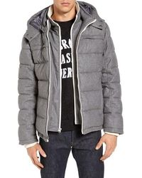 Black rivet mens jacket