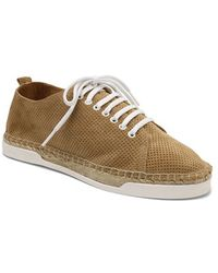 Andre Assous - Shawn Espadrille Perforated Sneaker - Lyst