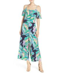 Lilly Pulitzer - Lilly Pulitzer Posy Top & Pants - Lyst