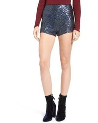 Soprano - Sequin Shorts - Lyst