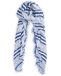 Roffe Accessories - Roffee Accessories Pompom Scarf - Lyst