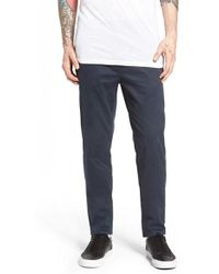 Cheap Monday - Slack Slim Fit Chinos - Lyst