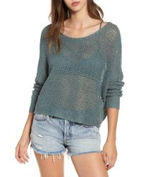 Billabong - Dance With Me Knit Sweater - Lyst