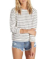Billabong - Hang Man Stripe Pullover - Lyst