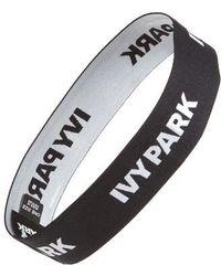 Ivy Park - Logo Headband - Lyst