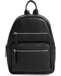 Phase 3 | Faux-leather Backpack | Lyst