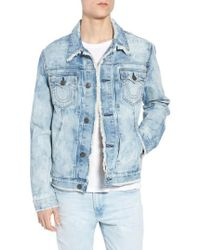 True Religion | Dylan Denim Jacket | Lyst
