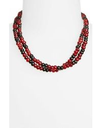 Undercover - Long Beaded Necklace - Lyst