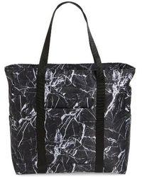 BALSA201 - Padded Shopper/gym Bag & Cosmetics Case Set - Lyst