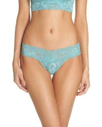 Cosabella - 'never Say Never Cutie' Thong - Lyst