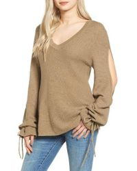 Somedays Lovin - Split Sleeve Sweater - Lyst