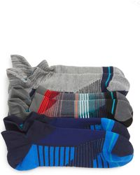 Stance - Assorted 3-pack Tab Ankle Socks - Lyst