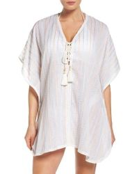 Michael Stars - Tahitian Rains Cover-up Tunic - Lyst