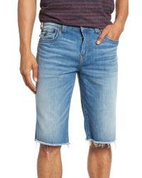 True Religion - Ricky Flap Pocket Shorts - Lyst