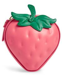 Kate Spade | Picnic Perfect 3d Strawberry Coin Purse | Lyst