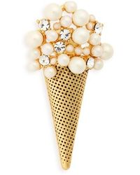 Marc Jacobs - Ice Cream Brooch - Lyst