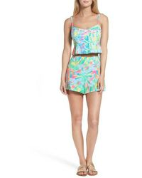 Lilly Pulitzer - Lilly Pulitzer Linnea Camisole & Shorts - Lyst