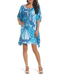 Lilly Pulitzer - Lilly Pulitzer Lindamarie Caftan Dress - Lyst