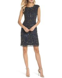 Pisarro Nights - Sequin Sheath Dress - Lyst