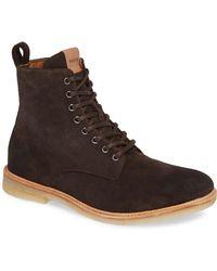 Blackstone - Qm23 Plain Toe Boot - Lyst