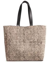 Amuse Society - Carry On Faux Calf Hair Tote - Lyst