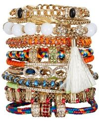 Adia Kibur - Set Of 11 Bracelets - Lyst