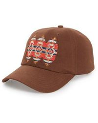 Pendleton | Embroidered Ball Cap | Lyst