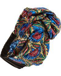 5419b8a8e5b Gucci - Jolizan Embroidered Headband - Lyst