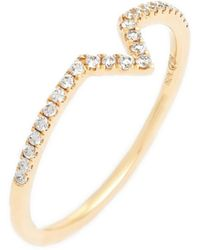 c246794aa7cf4 Open Triangle Stackable Diamond Ring (nordstrom Exclusive)