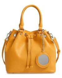 Steve Madden - Baudrie Faux Leather Satchel - - Lyst