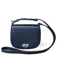 Shinola - Calfskin Leather Shoulder Bag - Lyst
