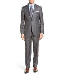 Peter Millar - Classic Fit Solid Wool Suit - Lyst