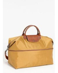Longchamp - Le Pliage 21-inch Expandable Travel Bag - Lyst