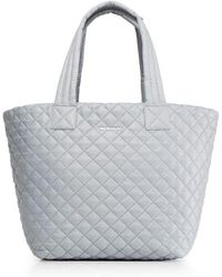 MZ Wallace - 'medium Metro' Quilted Lacquer Tote - Lyst