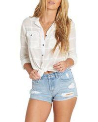 Billabong - Venture Out Shirt - Lyst
