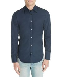 Maison Margiela - Raised Seam Sport Shirt - Lyst