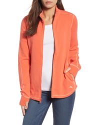 Tommy Bahama - Jen And Terry Full Zip Top - Lyst