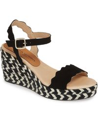 9cf7d5c0a1b Patricia Green - St. Tropez Bow Espadrille Wedge Sandal - Lyst
