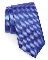 Nordstrom - Norman Neat Silk Tie - Lyst