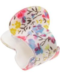 France Luxe - Mini Oval Jaw Clip - Lyst
