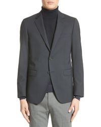 Lanvin - Tropical Wool Blazer - Lyst