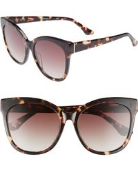 Chelsea28 - Bossa Nova 57mm Cat Eye Sunglasses - - Lyst
