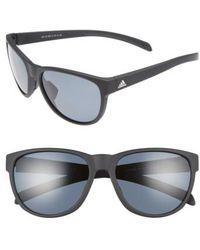 adidas Originals - Wildcharge 61mm Polarized Sunglasses - Lyst
