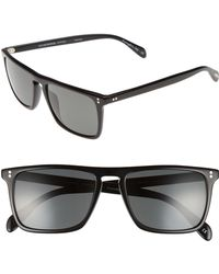 Oliver Peoples - Bernardo 54mm Polarized Sunglasses - - Lyst