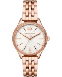 0116813a59c0 Lyst - MICHAEL Michael Kors Michael Kors  parker  Chronograph Watch ...