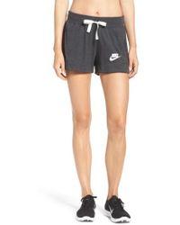 Nike - Sportswear Gym Classic Shorts - Lyst