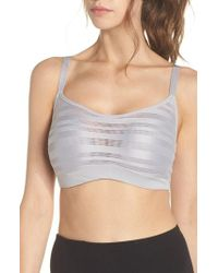 Le Mystere - Active Balance Underwire Sports Bra - Lyst