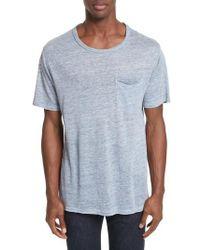 Rag & Bone - Owen T-shirt - Lyst