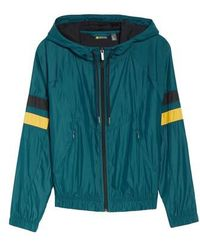 Zella   Style Game Colorblock Jacket   Lyst
